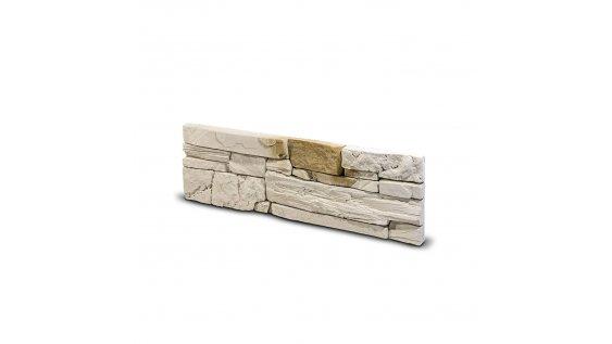 Obkladový kámen MANUS béžová 495x145x35 mm Beton balení 0,43m2