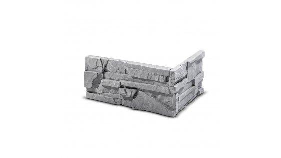 Roh pro obkladový kámen Steinblau SORRENTO - šedá