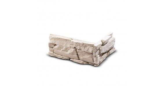 Roh pro obkladový kámen Steinblau DAFINA - béžovo hnědá
