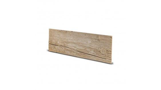 Obkladový kámen WOKAM dřevěný dekor hnědá 500x200x25 mm Beton balení 0,6m2