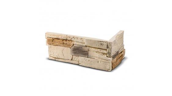 ROH Obkladový kámen TENABO béžová 330x145x145x25 mm Sádra balení 0,87bm