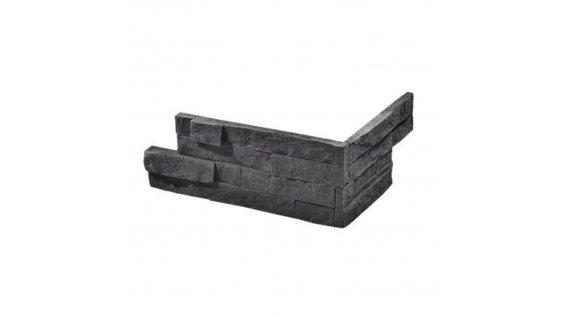 ROH Obkladový kámen VERTIGO Grafit 285x155x100x25 mm Beton balení 1bm