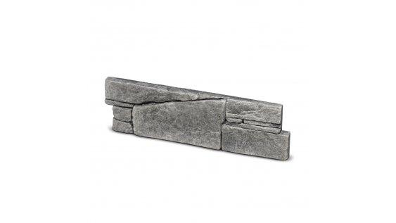 Kamenný obklad AZTEC šedá 335/90/16mm beton bal. 0,45m2