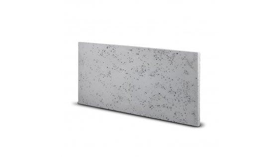 Fasádní obkladový beton světle šedý (s95) 400x800 mm balení 0,32m2
