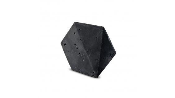 Steinblau Kamenný obklad PLAYA HEXAGON 3D černá 205/375/175/20mm beton bal. 0,31m2