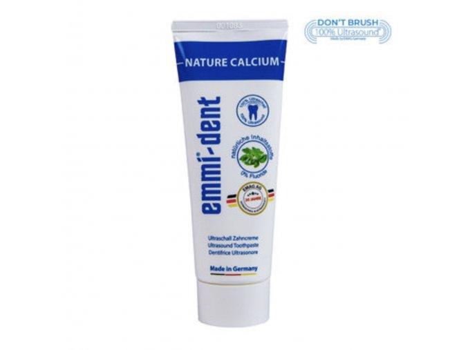 Zubní pasta Emmi-dent natur s vápníkem