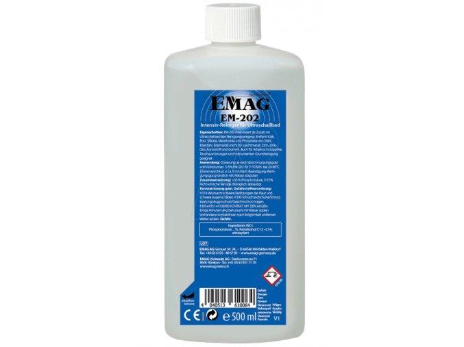 EMAG EM 202 čistící roztok koncentrát