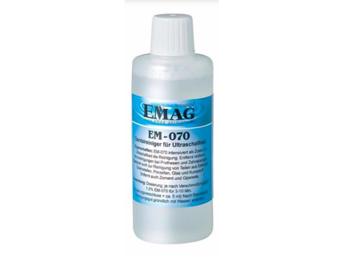 Dentální čistící roztok EMAG EM 070 100ML