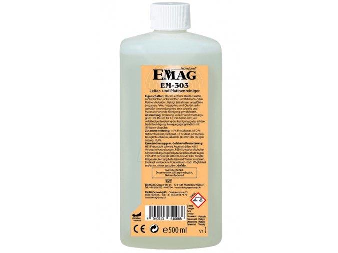 EM303 čistící roztok 500ml