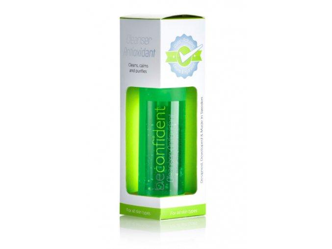 Antioxidační čistící emulze beconfiDent 150ml
