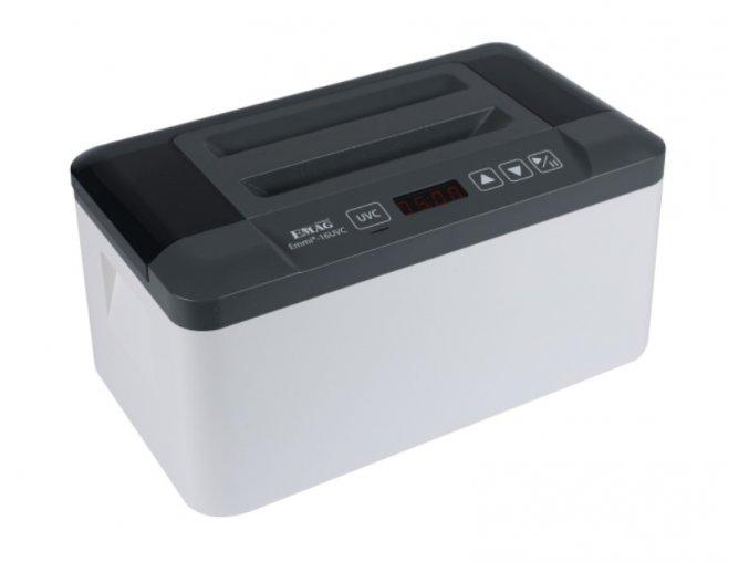 Ultrazvuková čistička EMMI 16 UV-C s LED UV-C sterilizátorem 2v1