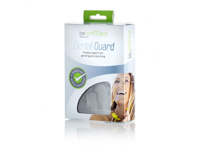 Protect zubní dlaha proti bruxismu (skřípání zubů ve spánku)  zubní dlaha proti bruxismu (skřípání zubů ve spánku), Doprava zdarma