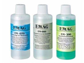 Sada čistících koncentrátů EMAG pro domácí použití