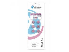 Tablety Miradent pro zabarvení zubního kamene, 1Ks  tablety na indikaci plaku