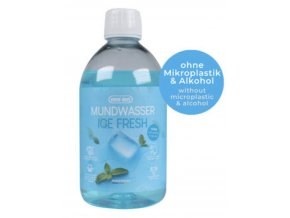 Emmi-dent ústní voda antibakteriální, Ice Fresh, 500ml