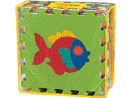 Pěnové puzzle FM931 Zvířátka