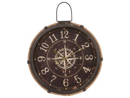 clock compass 58x7x47 cm 5kl0085 clayre eef