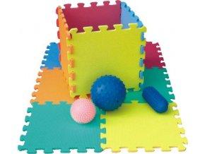 Pěnové puzzle FM946 /10 desek  30x30 cm