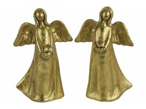 andel ashriel s hvezdou 23 5 cm zlaty mix druhu (1)
