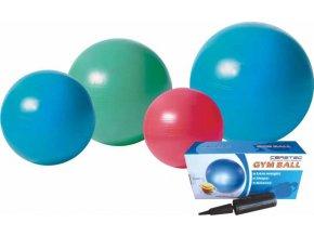 GYM Ball 65cm Coretec + HUSTILKA