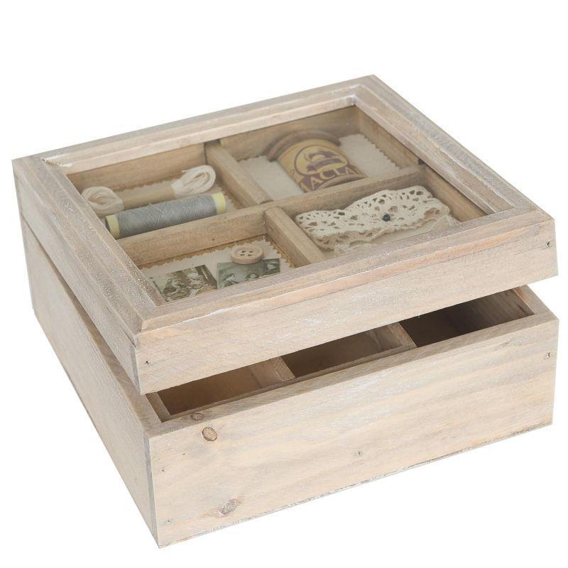 Krabička na šící potřeby Clayre & Eef