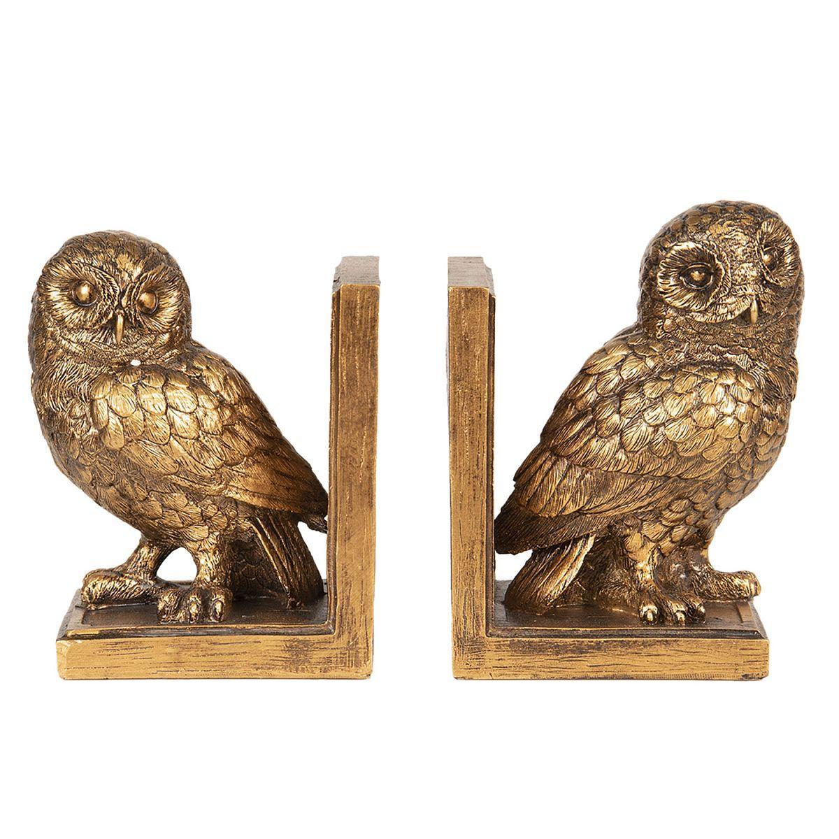 Zarážky na knihy Sova OWL Clayre Eef