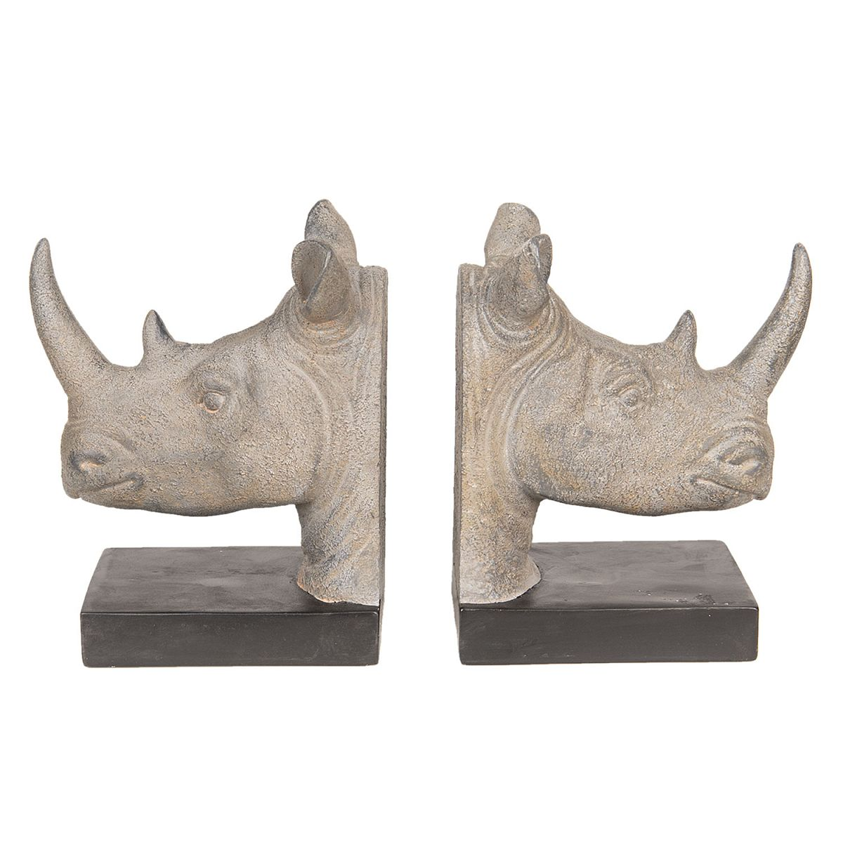 Zarážka na knihy nosorožec Rhino Clayre Eef