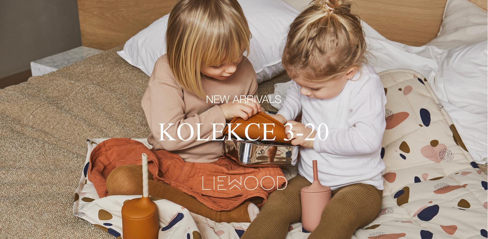 Nová kolekce 3-20 od Liewood