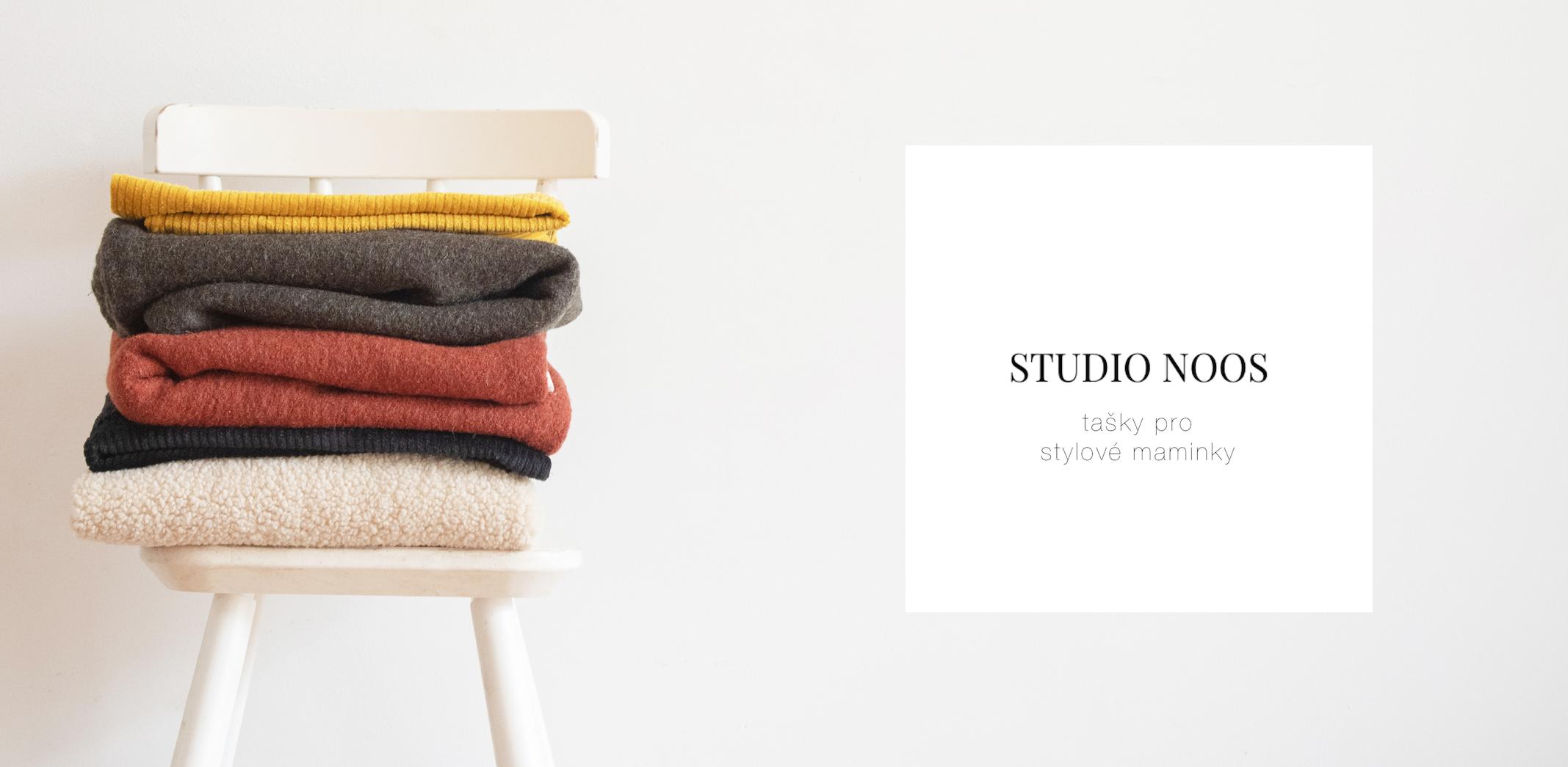 Studio Noos - Tašky pro stylové maminky