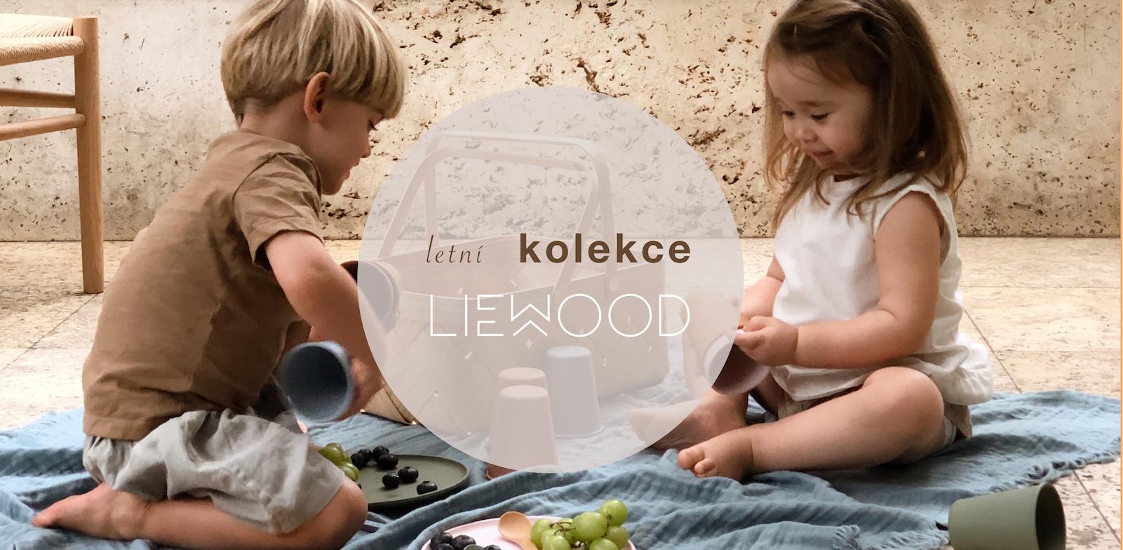 Letní kolekce dánských Liewood