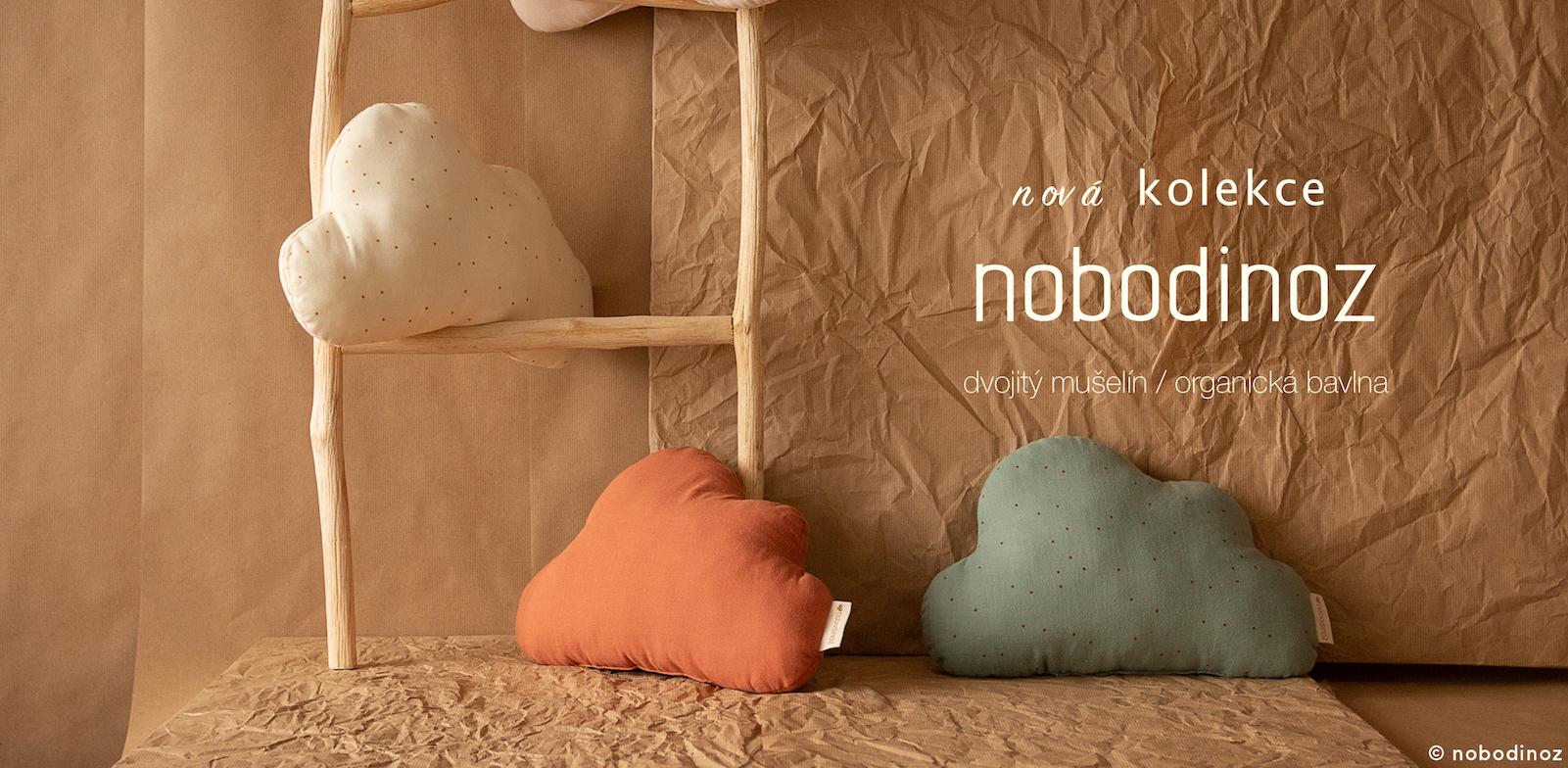 Nová kolekce Nobodinoz z dvojitého mušelínu
