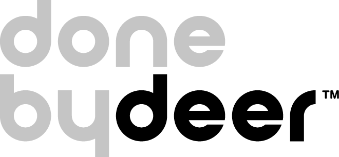 Logo_donebydeer