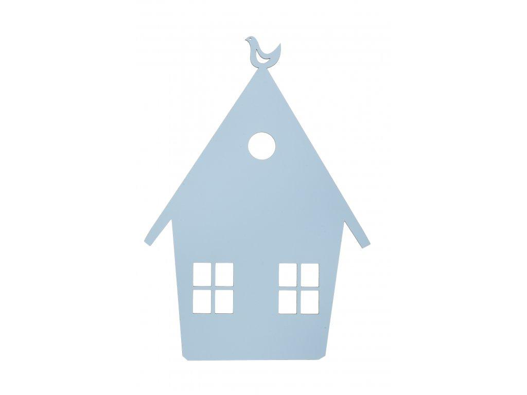 Lampa House - světle modrá