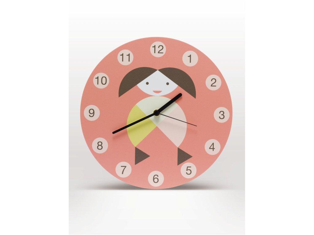 frida rosa hodiny