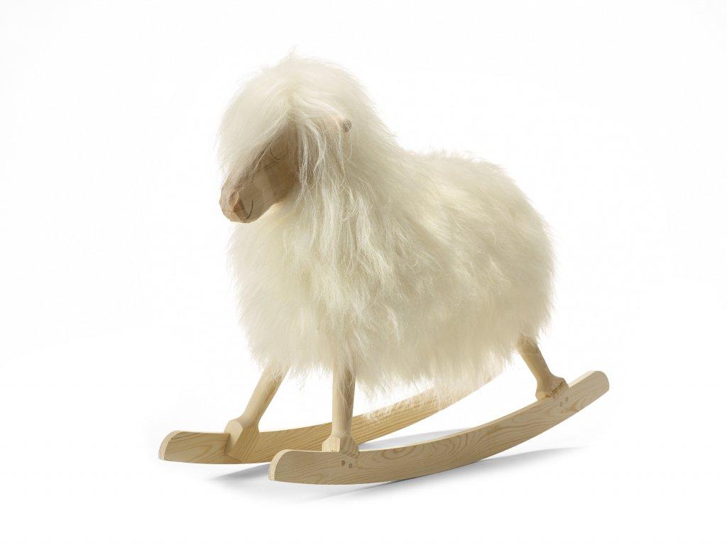 White long wool, 110210
