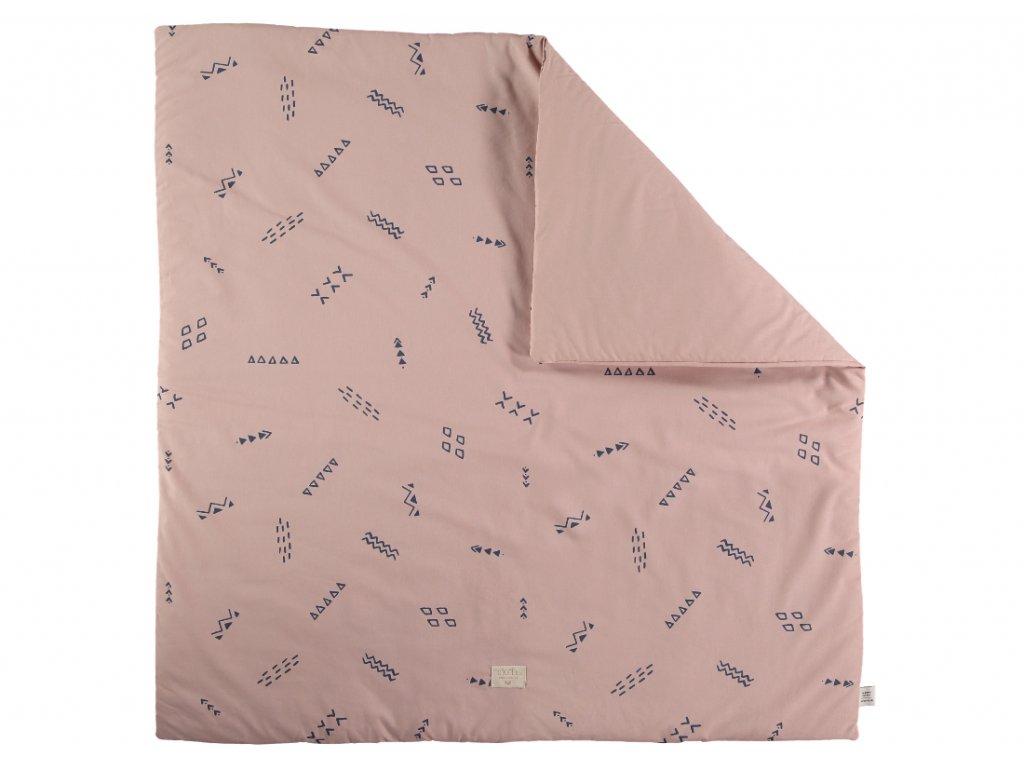 Colorado square playmat tapis de jeu carre alfombra de juego cuadrada blue secrets misty pink nobodinoz 2