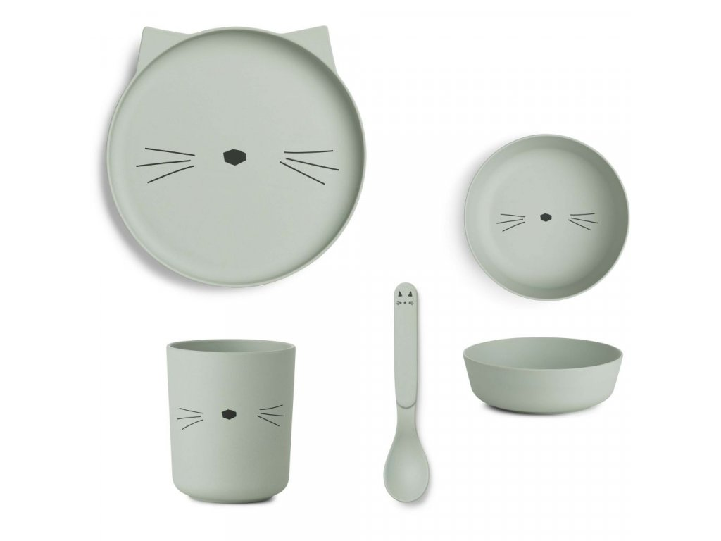 LW12393 0023 Cat dusty mint Main