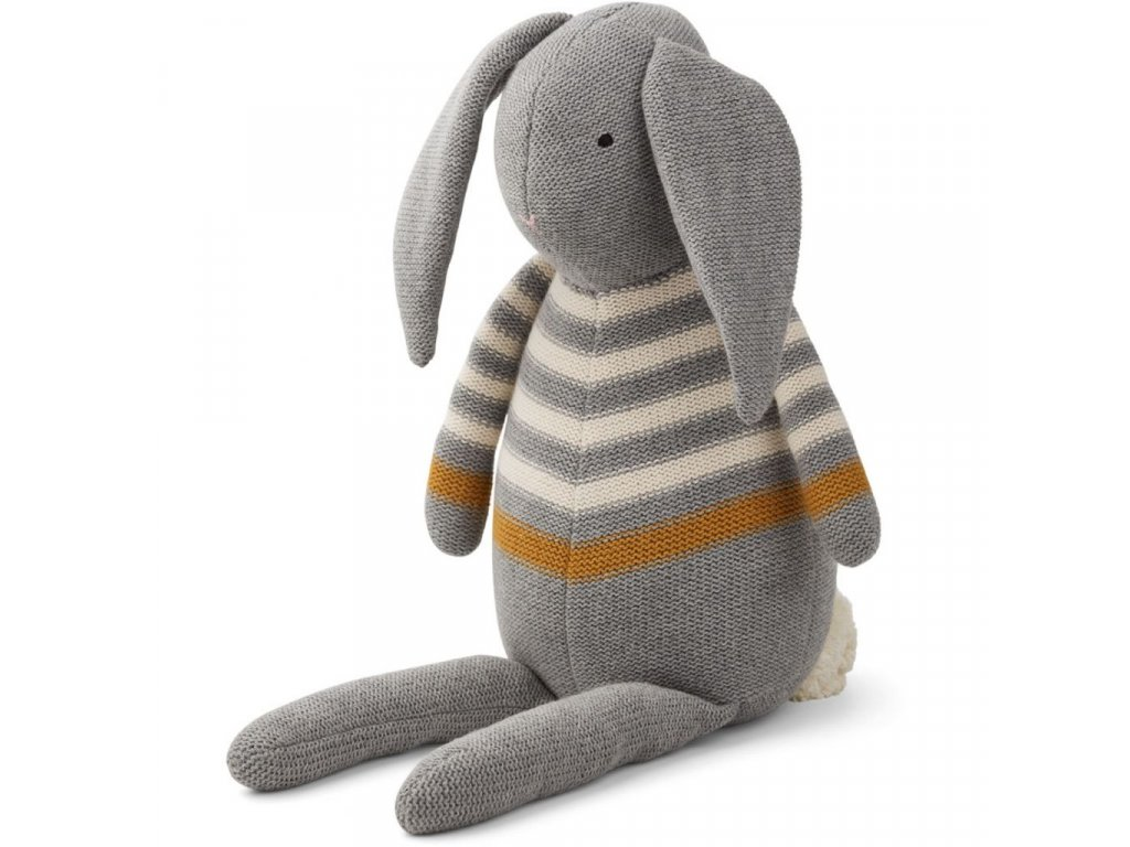 LW12615 0035 Rabbit grey melange Main