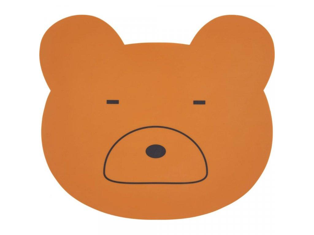 LW12565 0120 Mr bear mustard Main