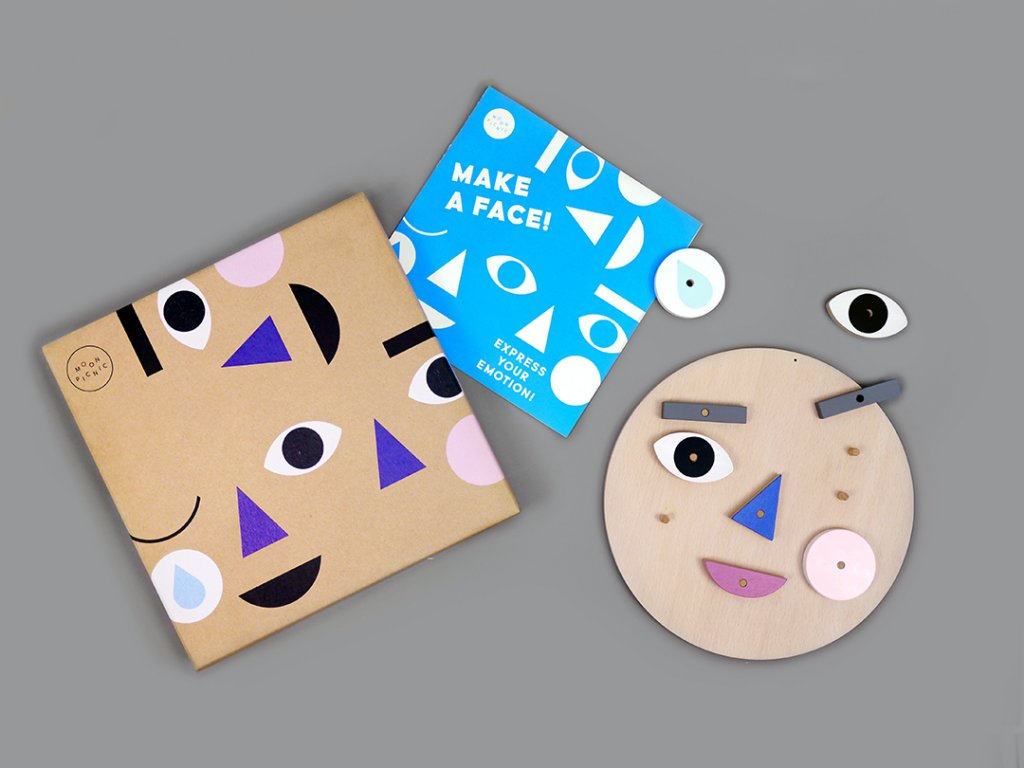 MoonPicnic Make A Face web 3