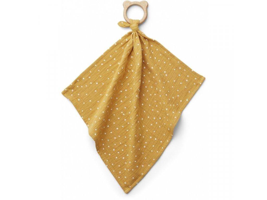 LW12667 2910 Confetti yellow mellow Main