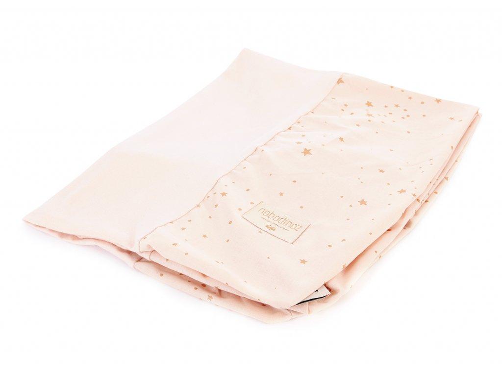 Calma changing mat cover housse de matelas a langer funda de colchón cambiador gold stella dream pink nobodinoz 4 2000000098166