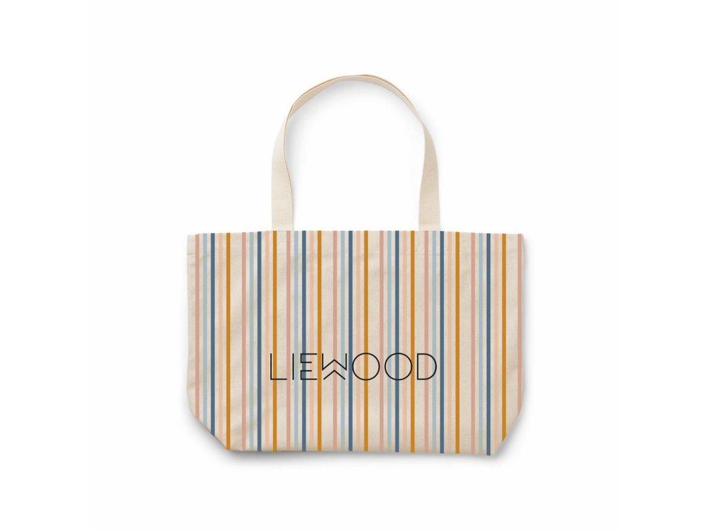Tote Bag Big Bag LW12632 0917 Stripe Multi e3322b82 8be4 443b 8f2a 8d599c04e808