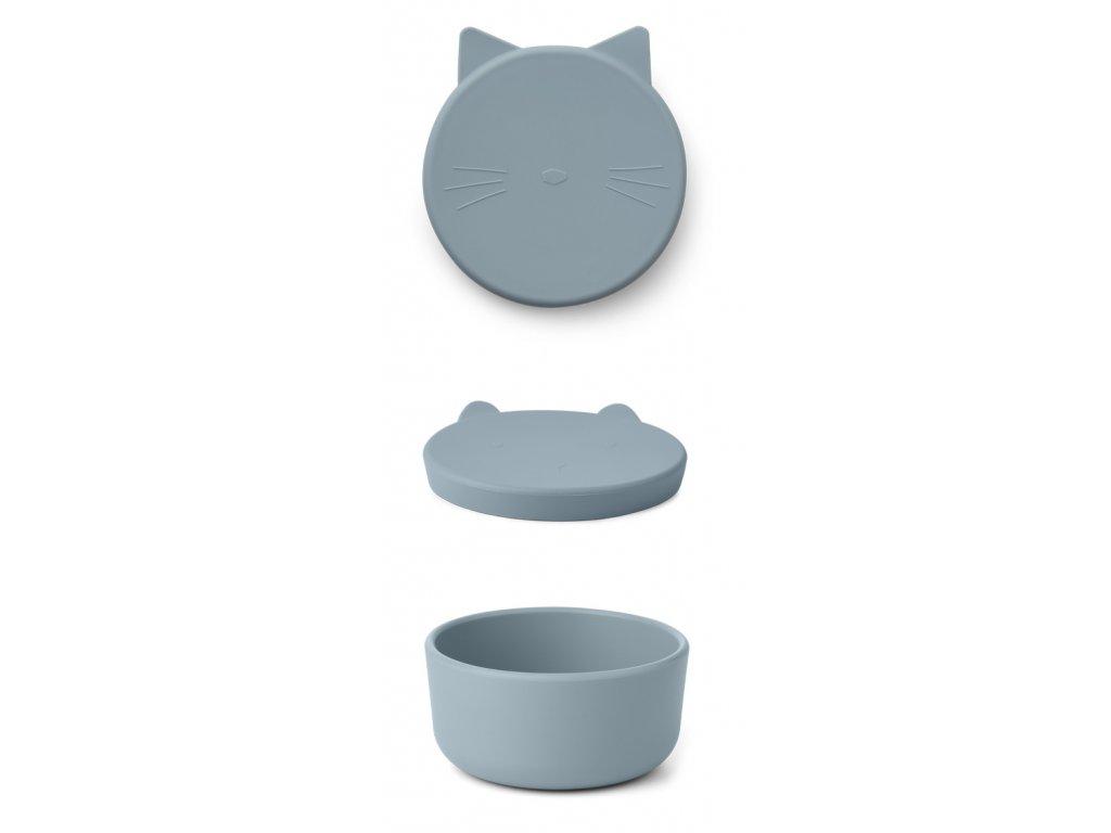 CORNELIUS SNACK BOX CAT SA BLUE STACK