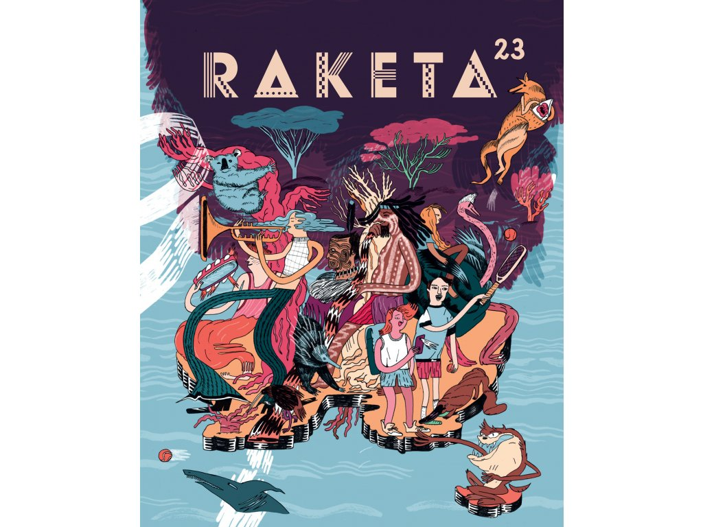 Raketa23 obalka