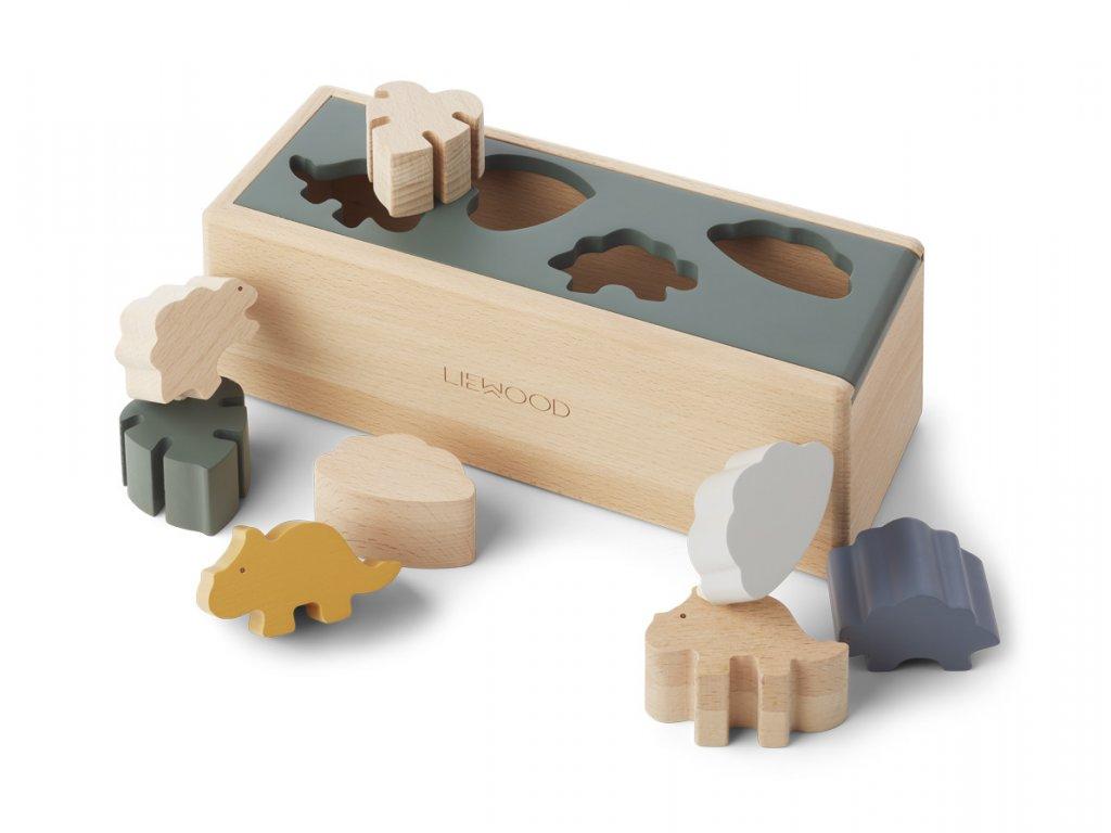 MIDAS PUZZLE BOX BEECH WOOD MDF 1 4.20
