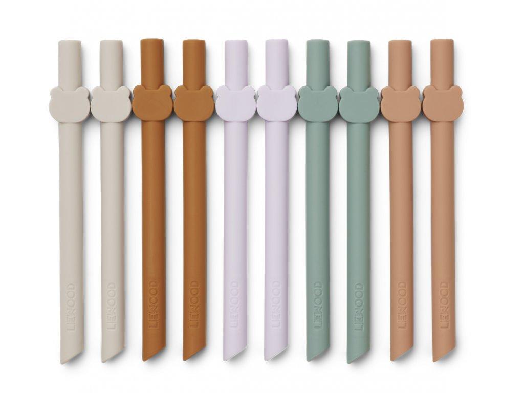 Badu straw 10 pack LW14194 9504 Multi mix 2 21 Front