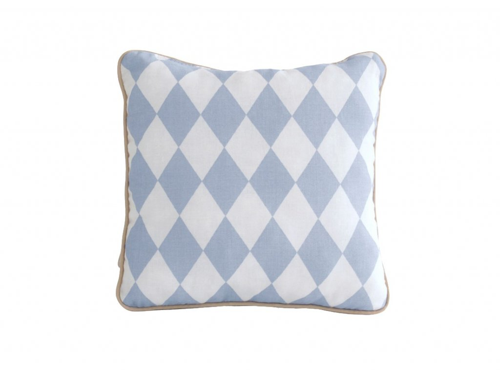 cushion joe blue diamonds 1jpg