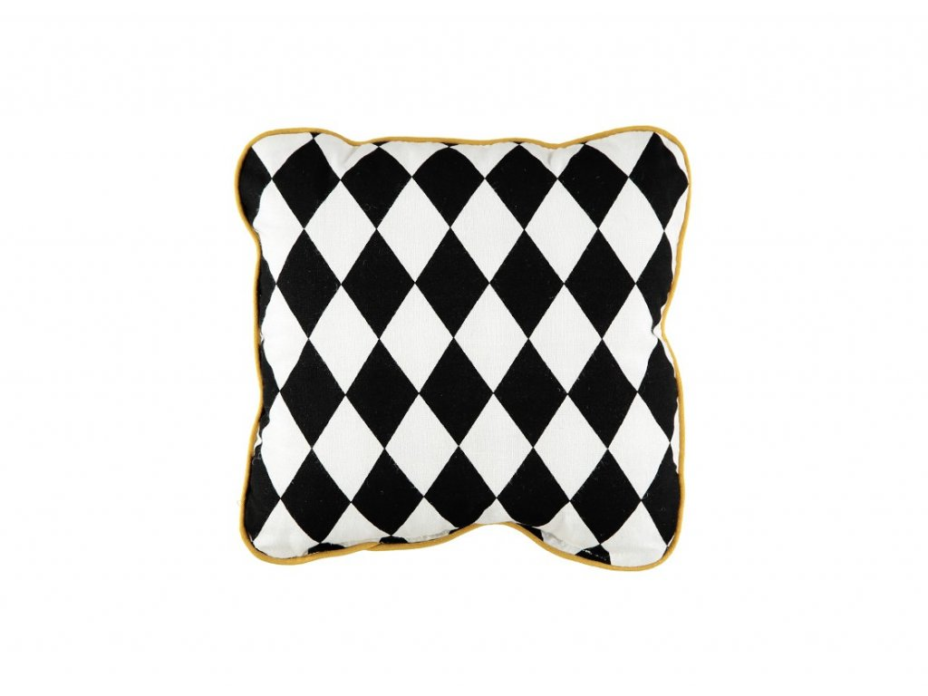 cushion joe cojin coussin black diamonds nobodinoz 1