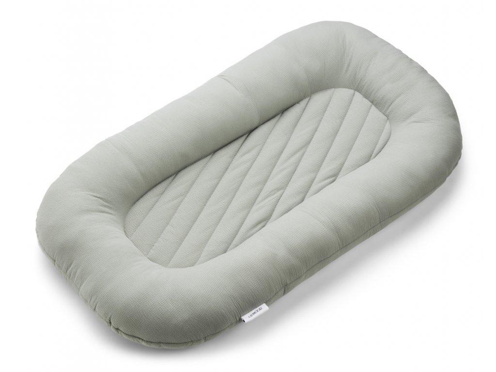 Edward baby mattress LW14217 6919 Dove blue 2 21 Front